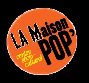 logo LA Maison Pop'