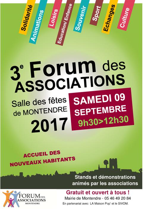 3ème forum des associations