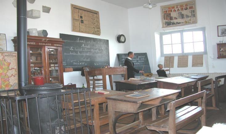 photo musée départemental de Vergné