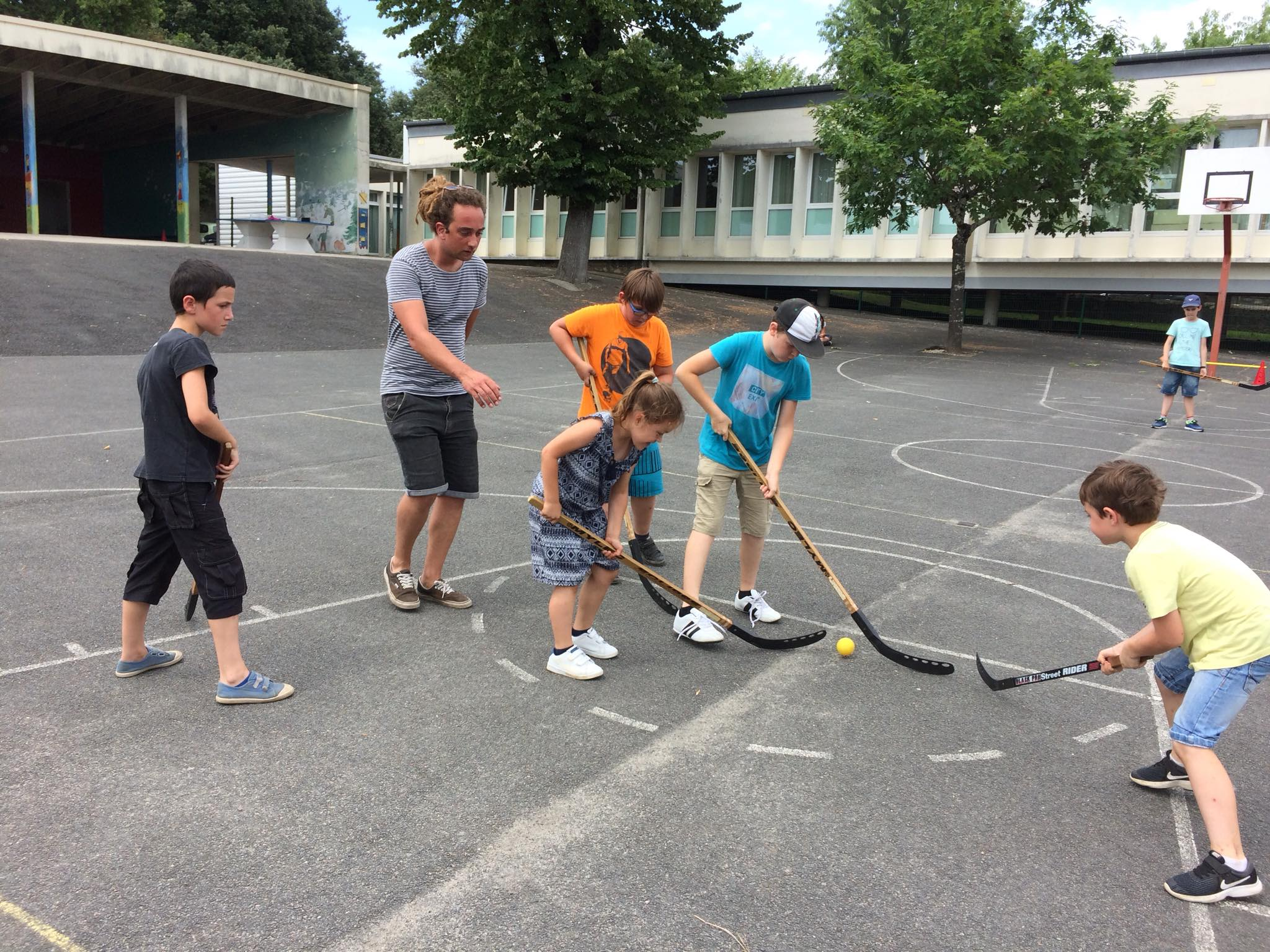 TAP et sport: hockey