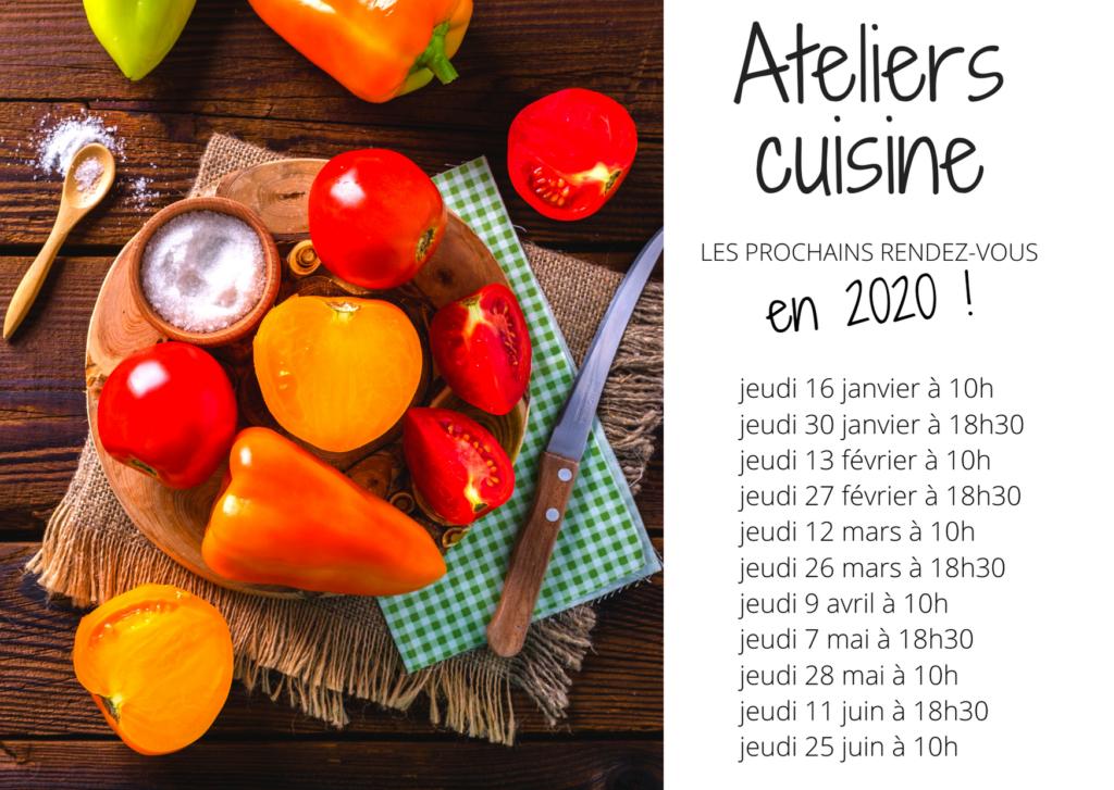 cuisine 2020